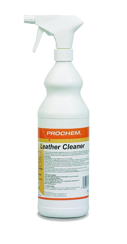 Очиститель для мебели из кожи